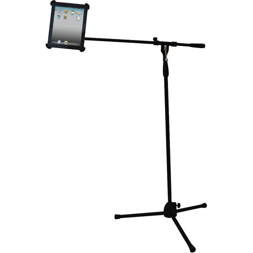 Pyle Home Multimedia iPad and Microphone Stand