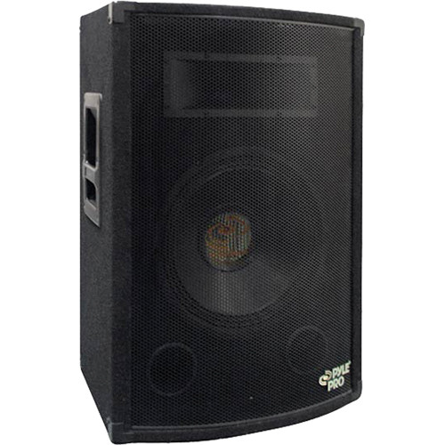 "Pyle Pro PADH1079 500W 10"" 2-Way PA Cabinet Speaker"