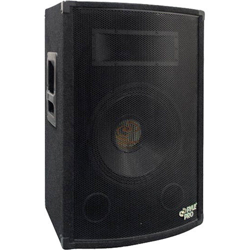 "Pyle Pro PADH1579 800W 15"" 2-Way PA Cabinet Speaker"