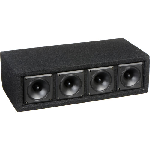 Pyle Pro PAHT4 4-Way DJ Tweeter System