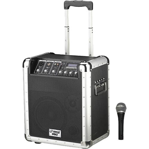 Pyle Pro PCMX260MB Portable PA System