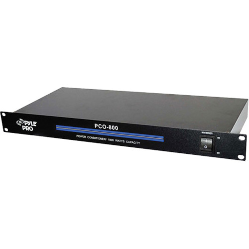Pyle Pro PCO800 Rack Mounted Power Conditioner