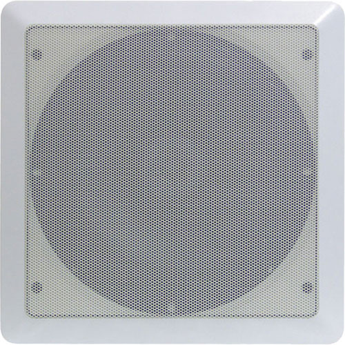 "Pyle Pro PDIC65SQ 6.5"" Two-Way In-Ceiling Speaker System (Pair)"