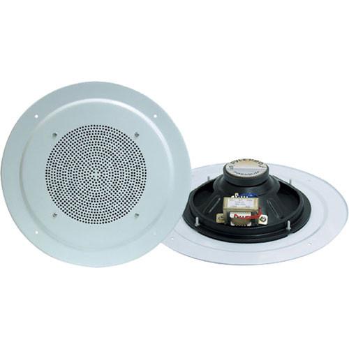 "Pyle Pro PDICS8 8"" Full-Range Speaker System (Pair)"
