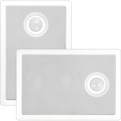 "Pyle Pro PDIW52  5.25""  2 Way In Wall Speaker Pair (200W)"