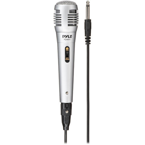 Dynamic Microphone Hiss : pyle pro pdmik1 handheld unidirectional dynamic microphone ~ Hamham.info Haus und Dekorationen
