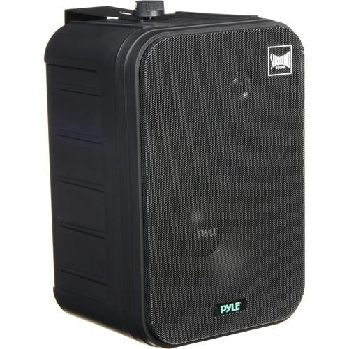 "Pyle Pro PDMN58 6.5"" 2-Way Bass Reflex Mini Monitor/Bookshelf Speakers (Pair)"