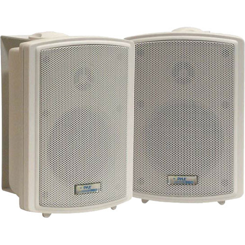 "Pyle Pro PDWR3T 3.5"" Indoor & Outdoor Waterproof Speakers (With Transfomer)"