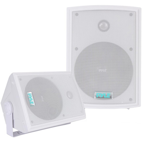 "Pyle Pro PDWR63 6.5"" Indoor-Outdoor Waterproof Speakers (Pair)"