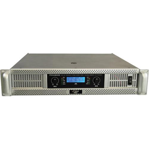 Pyle Pro PEXA8000 Rackmount Stereo Power Amplifier (1000W/Channel @ 8 Ohms)