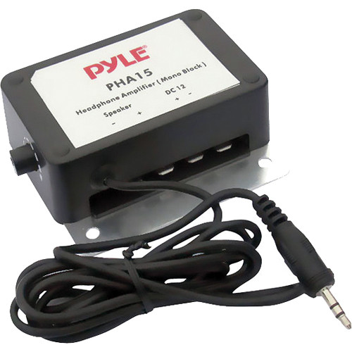 Pyle Pro PHA15 150W Mono Audio Amplifier