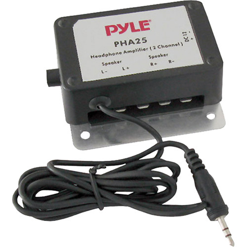 Pyle Pro PHA25 300W Stereo Audio Amplifier