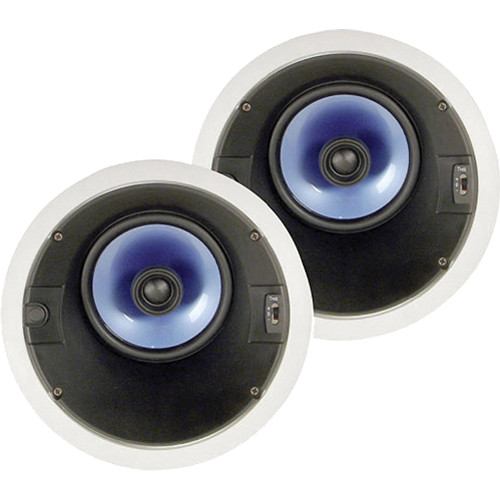 "Pyle Pro PIC62A 5"" 250W In-Ceiling Speaker System (Pair)"