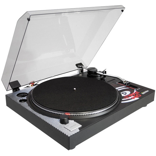 Pyle Pro PLTTB1 Professional Belt-Drive Turntable