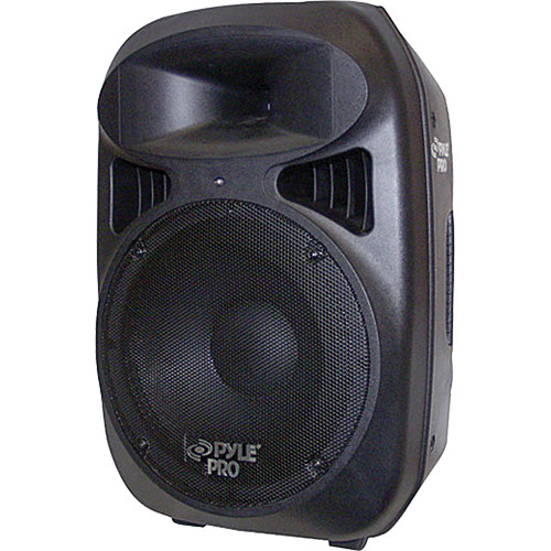 """Pyle Pro PPHP1299AI 12"""" 1000W Active 2-Way Loudspeaker with iPod Dock"""