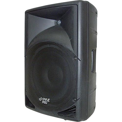 "Pyle Pro PPHP150A 15"" 1200W Active 2-Way Full Range Loudspeaker"