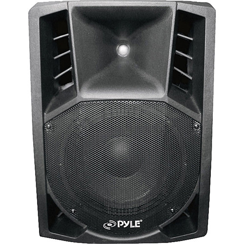 Pyle Pro PPHP156A Powered Two-Way PA Speaker