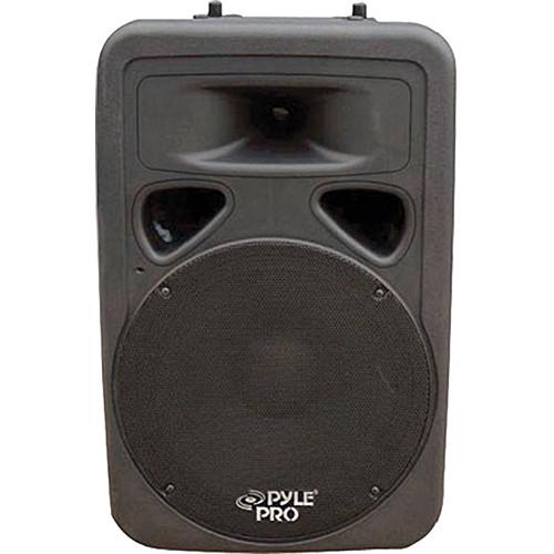 "Pyle Pro PPHP1598A 15"" 1000W Active 2-Way Full Range Loudspeaker"