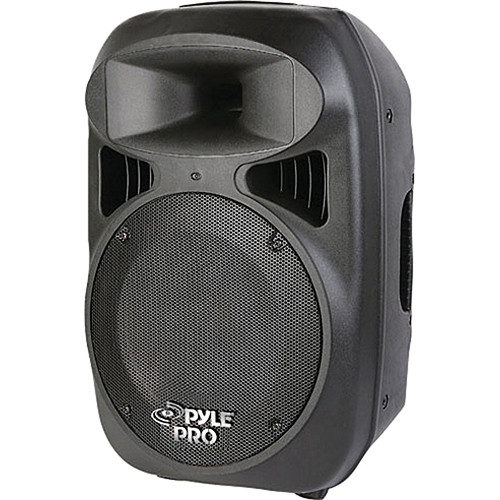 """Pyle Pro PPHP1599AI 15"""" 1600W Active 2-Way Loudspeaker with iPod Dock"""