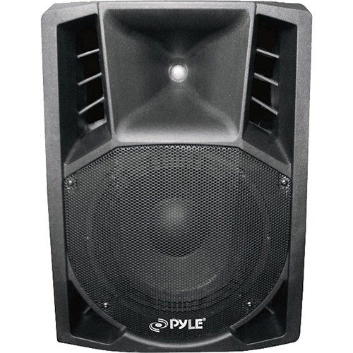 Pyle Pro PPHP86A Powered Two-Way PA Speaker