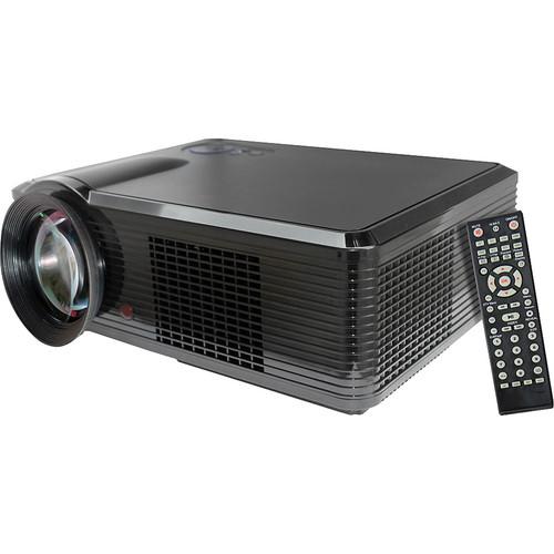 Pyle Pro PRJLE33 Portable LED Projector