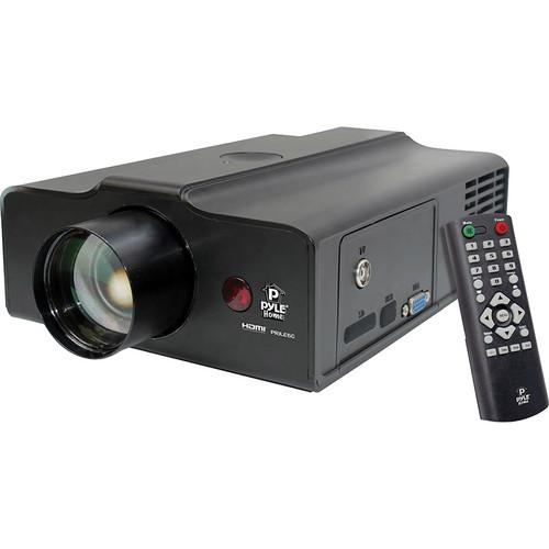 Pyle Pro PRJLE60 Portable LED Projector