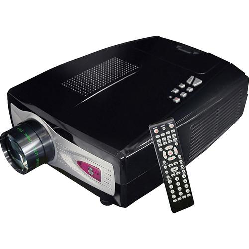 Pyle Pro PRJV66 Multimedia LCD Projector