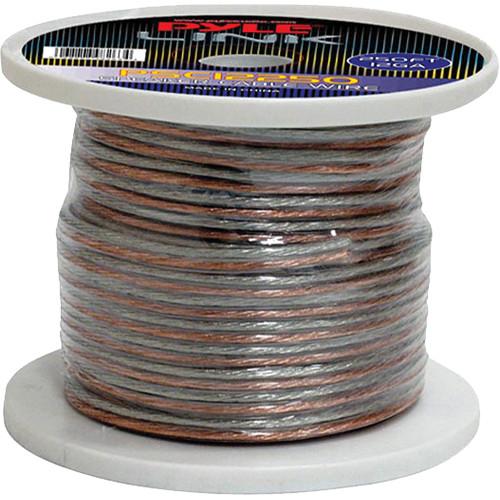 Pyle Pro PSC12250 12-Gauge High-Quality Speaker Zip Wire (250' Spool)