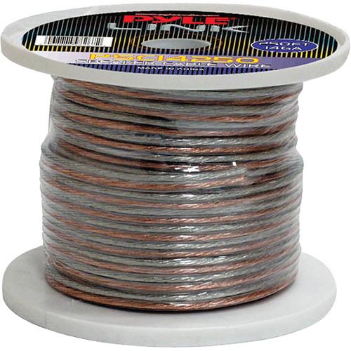 Pyle Pro PSC14250 14-Gauge High-Quality Speaker Zip Wire (250' Spool)