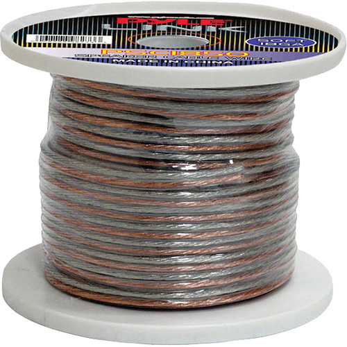 Pyle Pro PSC1850 18-Gauge High-Quality Speaker Zip Wire (50' Spool)