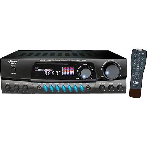 Pyle Home PT260A 200 Watt Digital AM/FM Stereo Receiver