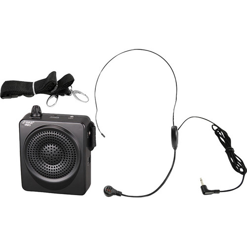 Pyle Pro PWMA50 Waistband Portable PA System (Black)