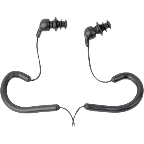 Pyle Pro PWPE10 Waterproof In-Ear Headphones (Black)