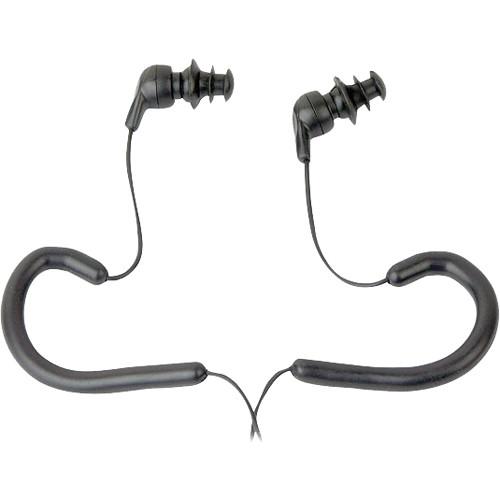 Pyle Pro PWPE10 Waterproof In-Ear Headphones (Black)