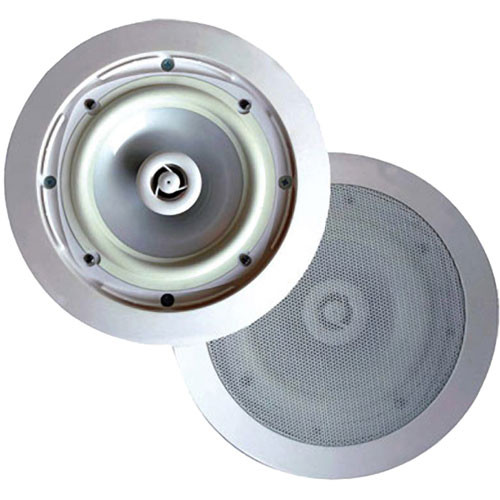 "Pyle Pro PWRC51 5.25"" Weather-Resistant In-Ceiling Speaker System (Pair)"