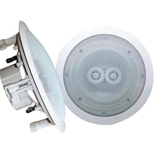 "Pyle Pro PWRC62 6.5"" Weatherproof In-Ceiling Speaker PWRC62"