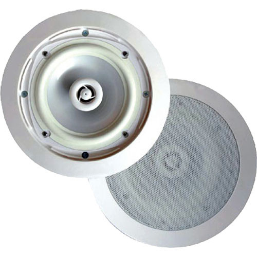 """Pyle Pro PWRC81 8"""" Weather-Resistant In-Ceiling Speaker System (Pair)"""