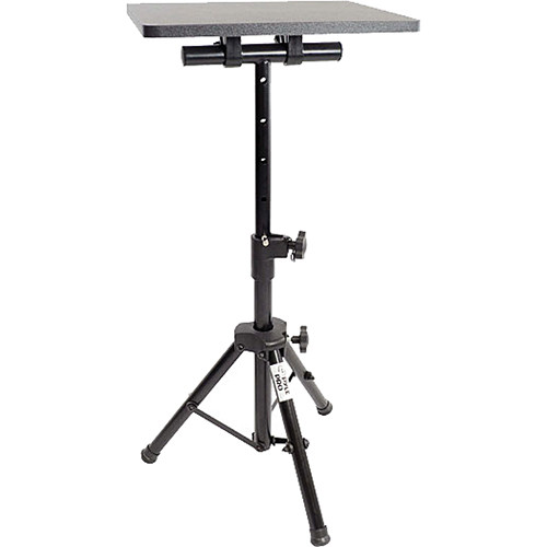 Pyle Pro Pro DJ Adjustable Tripod Laptop Stand