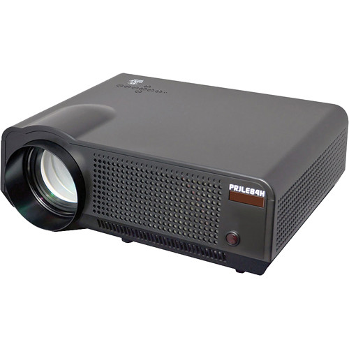 Pyle Pro PRJLE84H High-Definition LED Widescreen 3D Projector