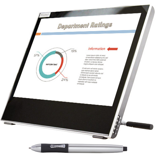 "QOMO HiteVision QIT500 19"" Interactive LCD Writing Tablet"