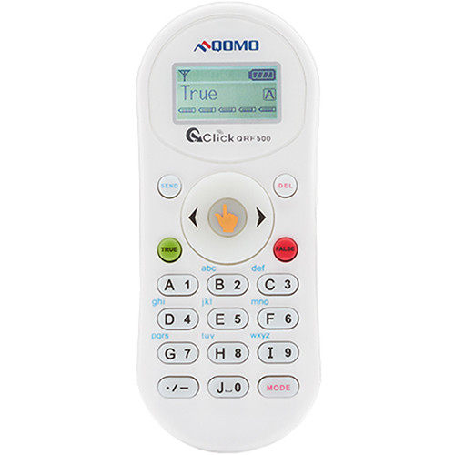 QOMO HiteVision QRF500 Response Remote