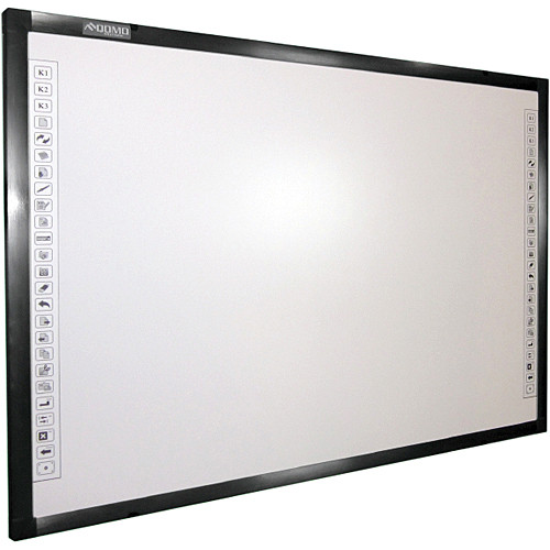 "QOMO HiteVision QWB70WSEM 70"" (1778mm) Electromagnetic Interactive Whiteboard"