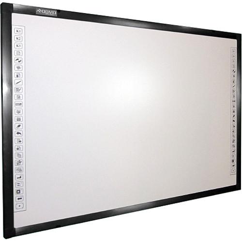 "QOMO HiteVision QWB70WSEM 70"" Diagonal Interactive EM Whiteboard"