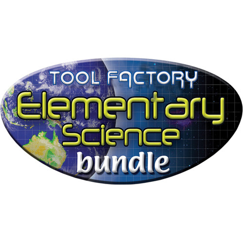 QOMO HiteVision Tool Factory Elementary Science Bundle
