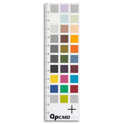 QP Card QP Color Correction Card (2 Cards)
