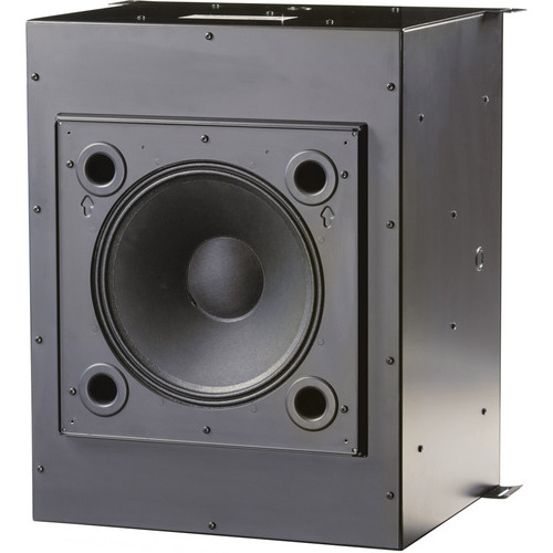 QSC AS-C1200BB High-Performance Enclosure for AD-C1200