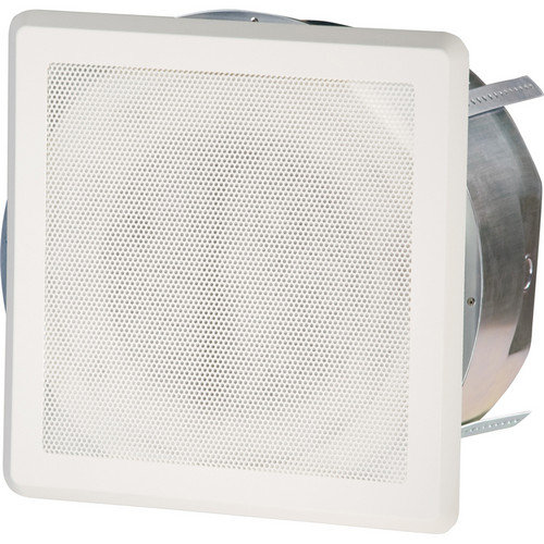 QSC AD-C820 High-Output Ceiling Mount Loudspeaker (Square Grille)