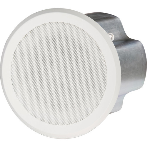 QSC AD-C821 High-Output Ceiling Mount Loudspeaker (Round Grille)