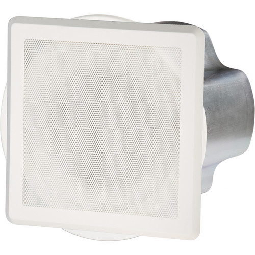 QSC AD-C821 High-Output Ceiling Mount Loudspeaker (Square Grille)