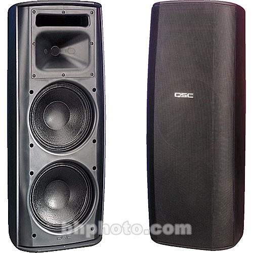 "QSC ADS282HT 8"" 2-Way Loudspeaker (Black)"
